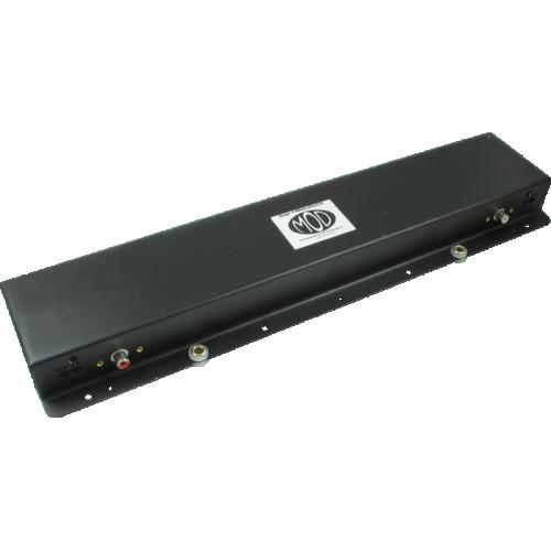Reverb Tank - Mod, Equivalent to 4FB3D1B, Black Finish image 1