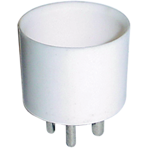 Tube Base - 4-Pin, Ceramic image 1