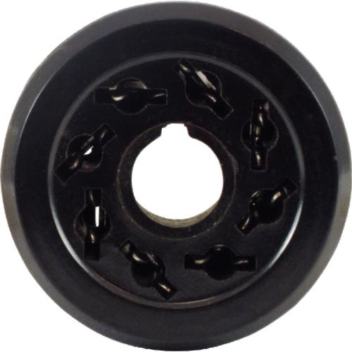 "Socket - 8 Pin, Chassis Hole 1.14"" image 2"