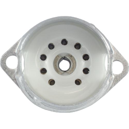 Socket - 9 Pin, Ceramic with Center Shield and Shield Base image 2