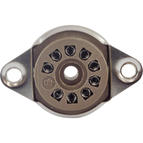 Socket - Belton, 9 Pin, Miniature, Bottom Mount image 2