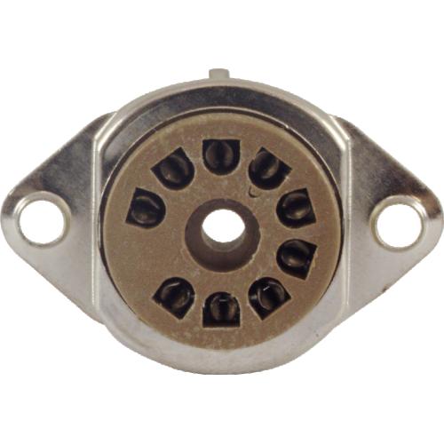 Socket - 9 Pin, PC Mount image 2