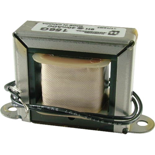 Filter Choke - Hammond, Open Bracket, 9 H, 40 mA, 300 ohm image 1
