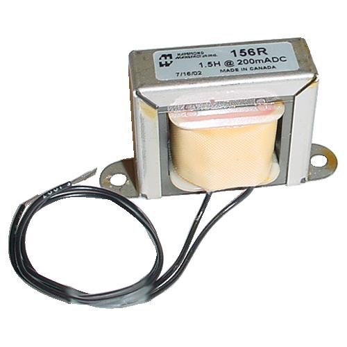 Filter Choke - Hammond, Open Bracket, 1.5 H, 200 mA image 1