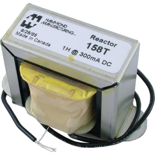 Filter Choke - Hammond, Open Bracket, 1 H, 300 mA image 1