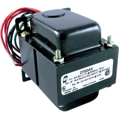 Transformer - Hammond, Power, 260-0-260 V, 104 mA image 1