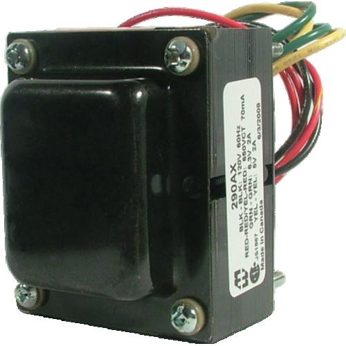 Transformer - Hammond, 120V for Champ, Vibro Champ, etc. image 1