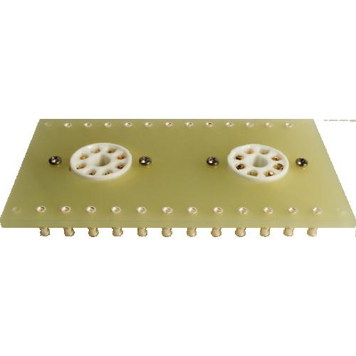 Terminal Board - 2 x 8 Pin Socket image 1