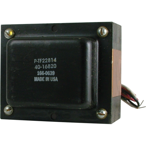 Transformer - Fender® Replacement, Power, 330-0-330 V, 240 mA image 1