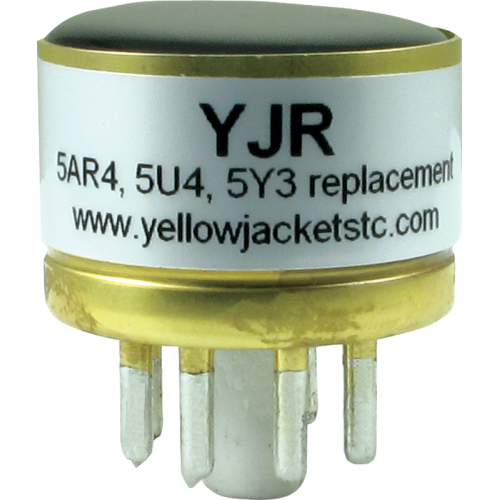 Solid State Tube Rectifier - Yellow Jackets® image 1