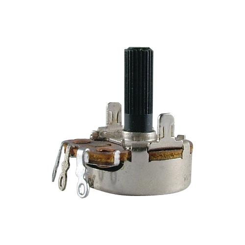 Potentiometer - Neohm, 250K, Linear, Twist Tab Mount image 1