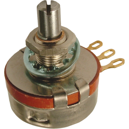 Potentiometer - Alessandro, Audio, Solid Shaft, 2W, Mil. Spec image 1