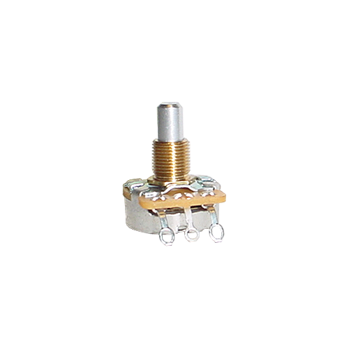 Potentiometer - Fender®, 500K, Audio, Solid Shaft image 1