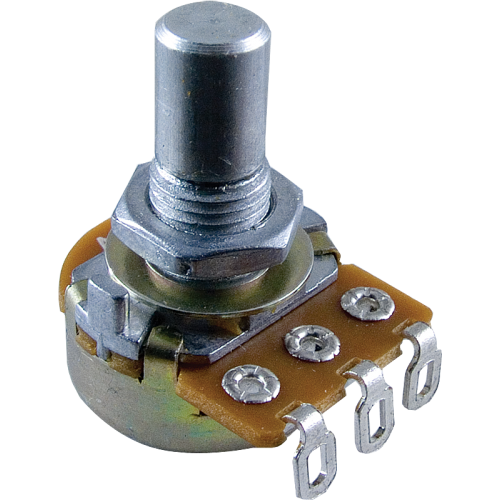 Potentiometer - Alpha, Linear, Solid Shaft, 16mm image 1