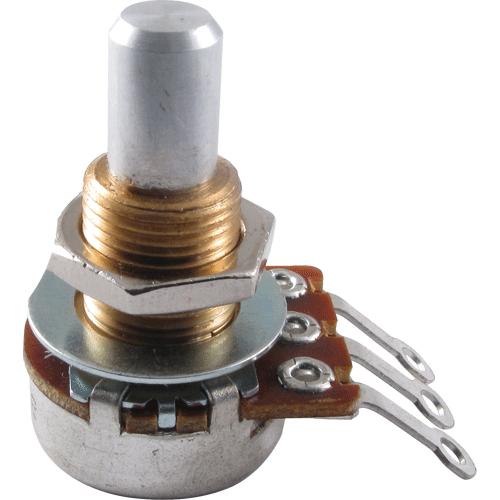 Pot - Bourns, Audio, Solid Shaft, Mini image 1