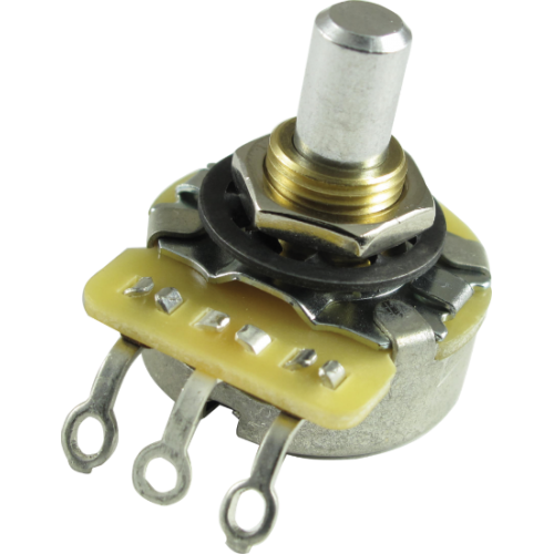 Potentiometer - CTS, Linear, Solid Shaft image 1