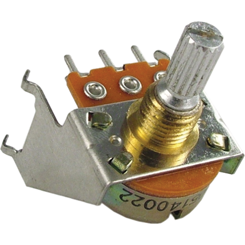 Potentiometer - Peavey, 100K, Linear, Bracket image 1
