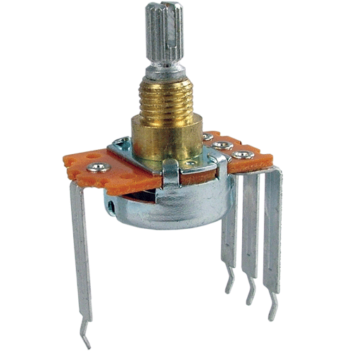 Potentiometer - Peavey, 10K, Audio image 1