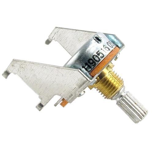 Potentiometer - Peavey, 1M Audio Mini, with Bracket image 1