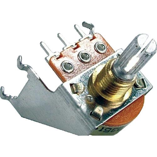 Potentiometer - Peavey, 10K Linear, Bracket image 1