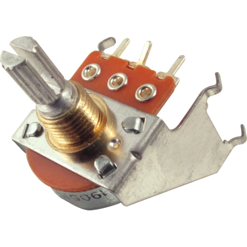 Potentiometer - Peavey, 250K, Linear, PC Mount, 16mm image 1