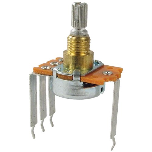 Potentiometer - Peavey, 50K, Linear, center notch image 1