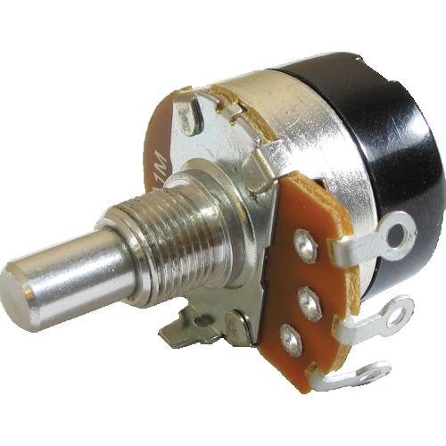 Potentiometer - Alpha, 1M, Audio, w/ Switch image 1
