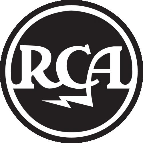 6L6GC - RCA, Beam Power Amplifier, Black Plate image 1