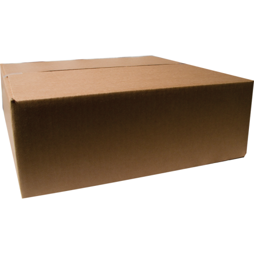 "Carton - for tube egg crates, 15"" x 15"" x 4"" image 1"