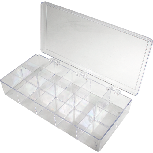 Electronic Component Storage Box - small image 1