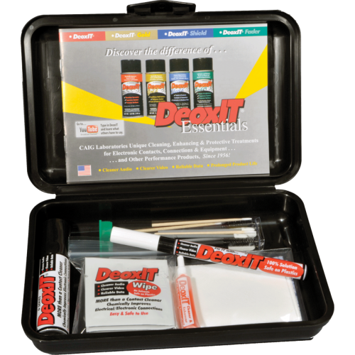 DeoxIT® - Caig, Emergency Survival Kit image 1