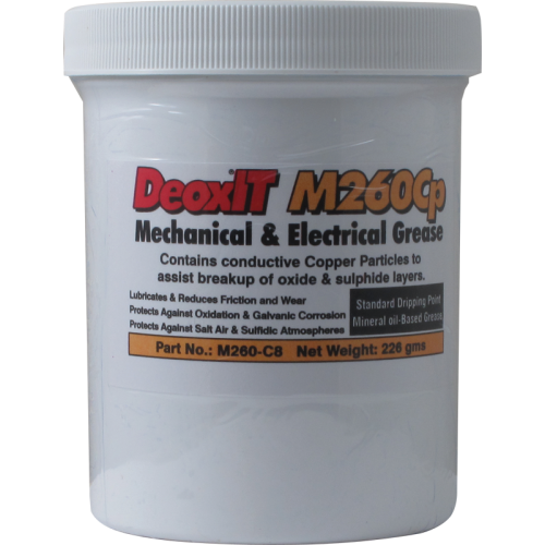 DeoxIT® - Caig, M260Cp Grease, copper particles image 1