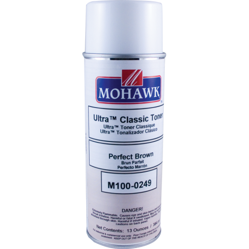 Toner - Mohawk, Ultra Classic, Perfect Brown, 13 oz can image 1