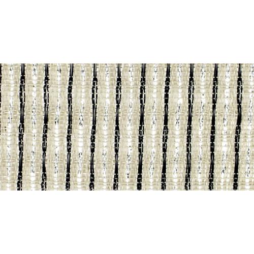 "Grill Cloth - Black/Silver/Gray, 34"" Wide image 1"