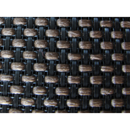 "Grill Cloth - Brown Basket, 34"" Wide image 1"