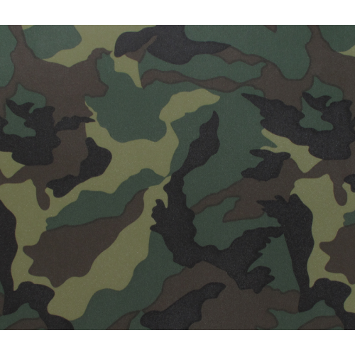 """Tolex - Green Camouflage Taco, 54"""" Wide image 1"""