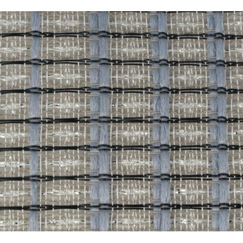 "Grill cloth - Black/Silver, 34"" Wide image 1"