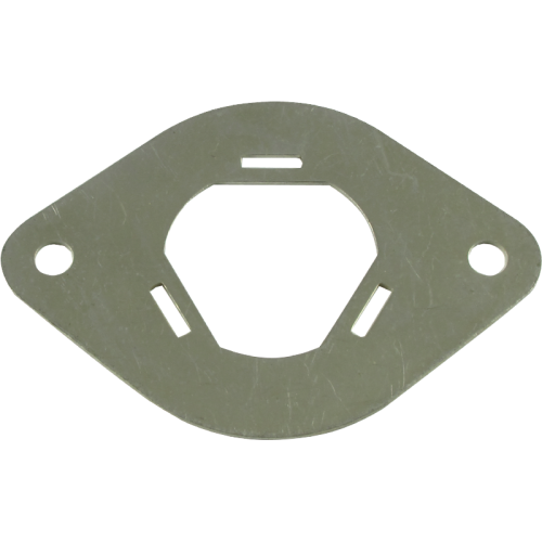 """Mounting Plate - Metal, for 1"""" Can Capacitor image 1"""