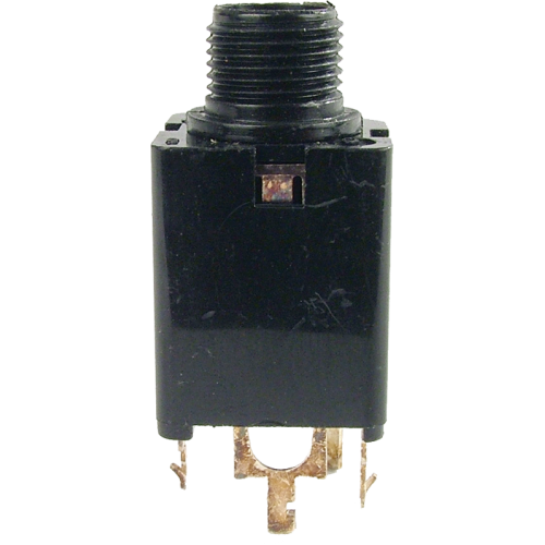 """Jack - Mono, 1/4"""", for Peavey, Insulated image 1"""