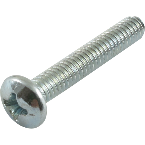 Screw - 8/32, Phillips, Pan Head, Machine, Zinc image 1