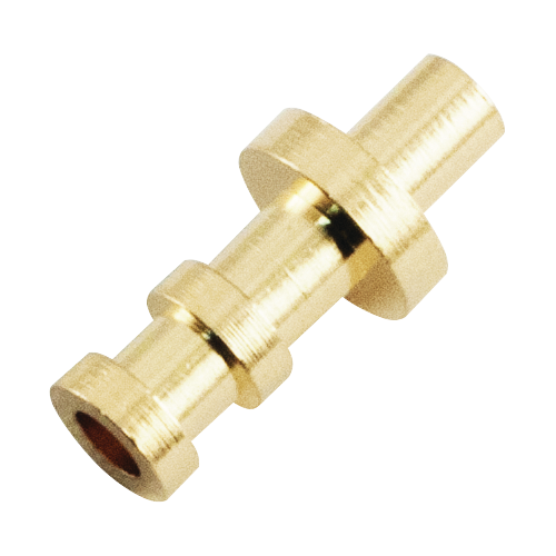 Turrets for 2mm boards, gold image 1