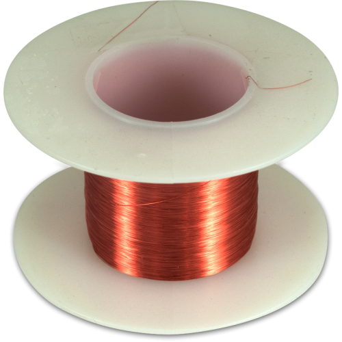 Wire - Magnet, 40 Gauge, 750' spool image 1