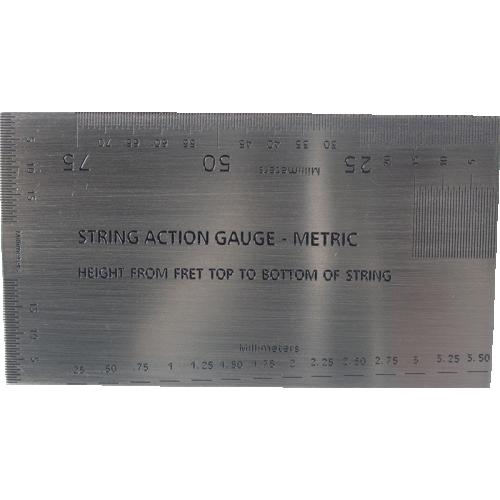 String Action Gauge - Metric Version image 1