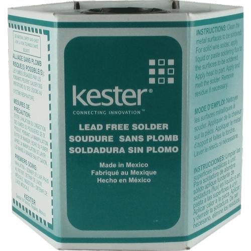 Solder - Kester 48, lead-free 1 lb spool image 1