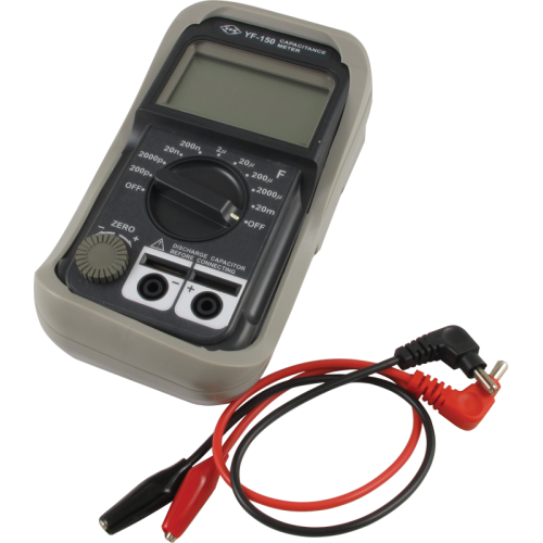 Digital Capacitance Meter image 1