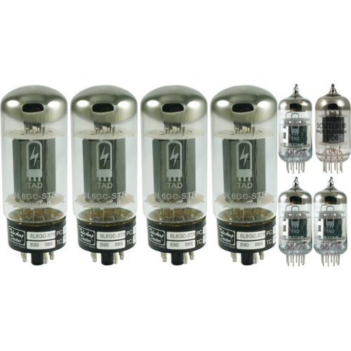 Tube Set - for Carol-Ann OD3 100W 6L6 image 1