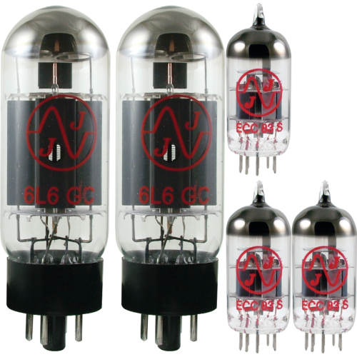 Tube Complement for Carvin X-T12 60-watt image 1