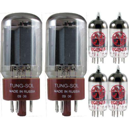 Tube Set - for ENGL Thunder 50 Driven E322 image 1