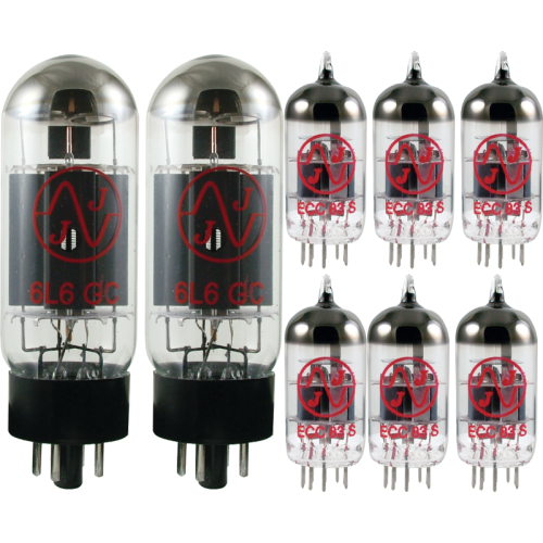 Tube Set - for Fender Bandmaster OS image 1