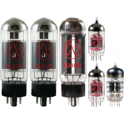 Tube Set - for Fender Bandmaster VOS image 1